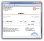 После оформления заказа оператор распечатывает бланк, выдаваемый клиенту.